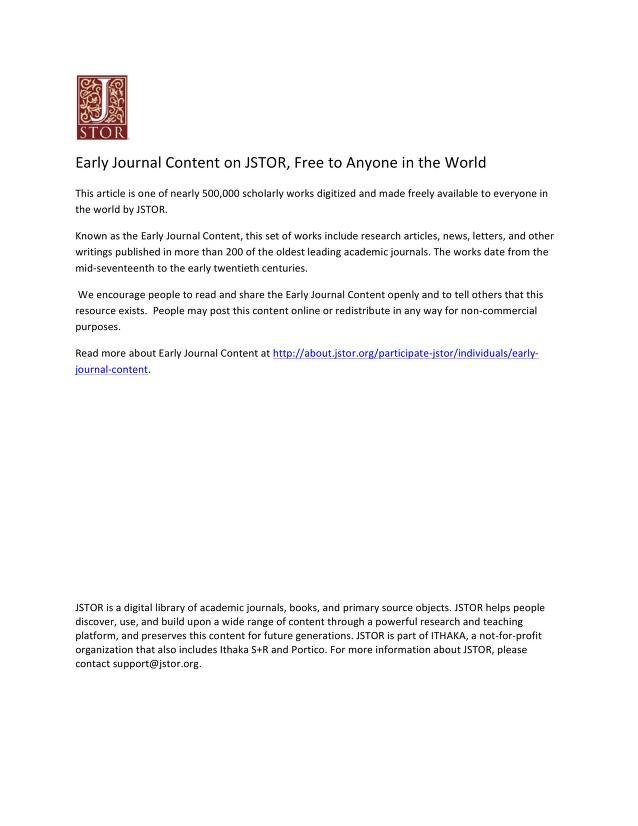 Arthur Cayley - A Third Memoir upon Quantics