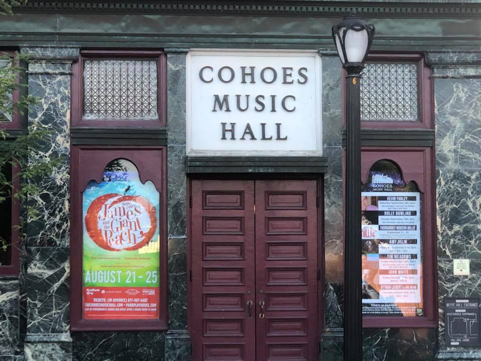 Holly Bowling Live at Cohoes Music Hall