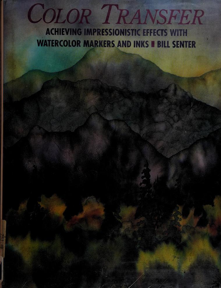 Color transfer by Bill Senter