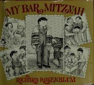 Cover of: My bar mitzvah   Richard Rosenblum